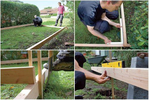 Как построить террасу своими руками? С чего начать?