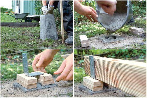 Как построить террасу своими руками?