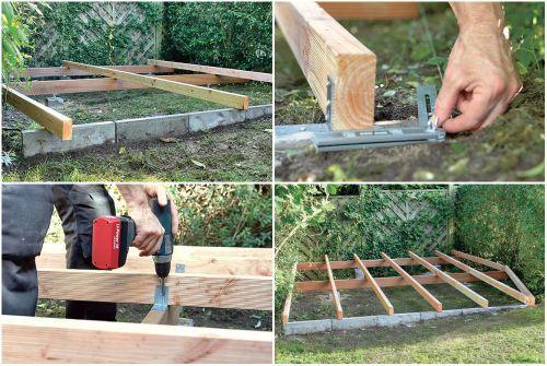 Строительство террасы своими руками фото 710