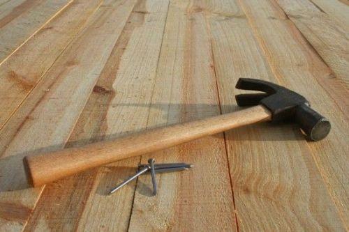 Как сделать деревянный пол своими руками?