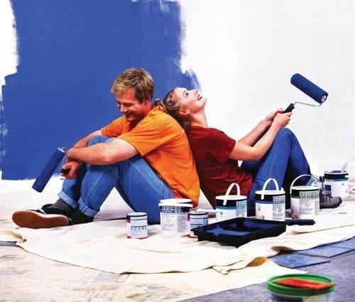 Как сделать ремонт в комнате своими руками?