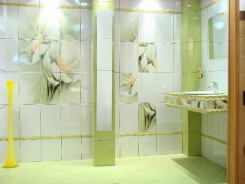 Керамическая плитка для ванной. Фото 10