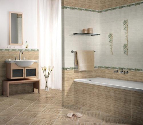 Керамическая плитка для ванной. Фото 12