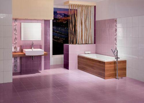 Керамическая плитка для ванной. Фото 2