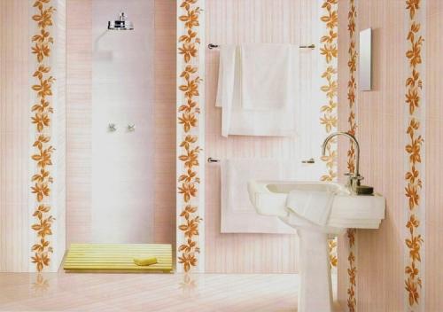Керамическая плитка для ванной. Фото 3