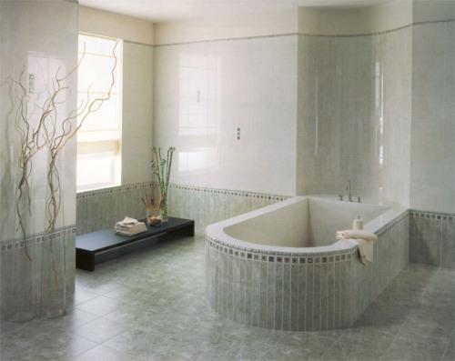 Керамическая плитка для ванной. Фото 4