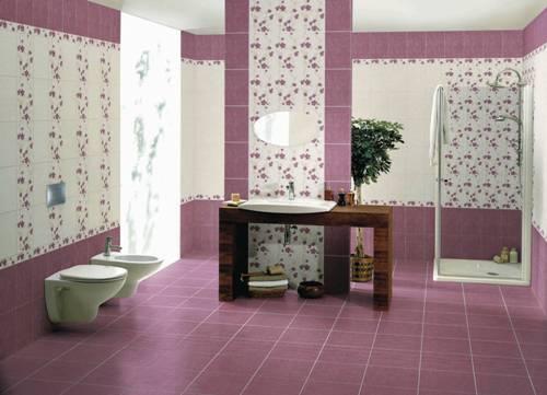 Керамическая плитка для ванной. Фото 5