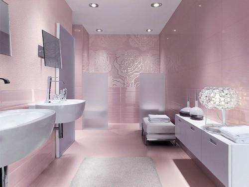 Керамическая плитка для ванной. Фото 6