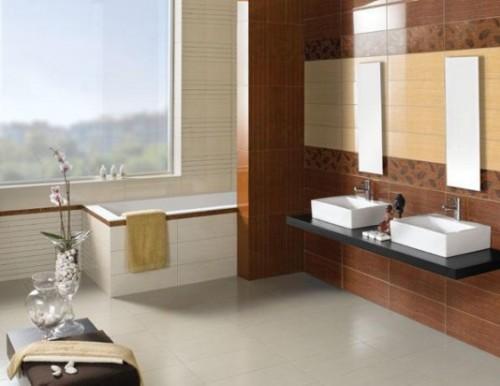 Керамическая плитка для ванной. Фото 7