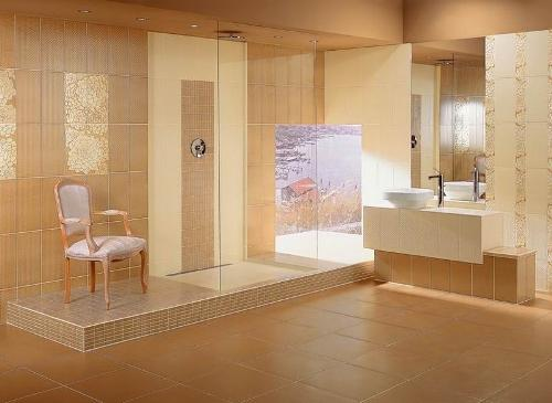 Керамическая плитка для ванной. Фото 9
