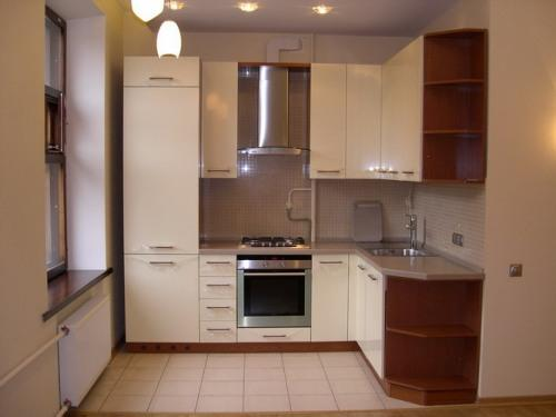 Кухни 10 кв. м. Фото 3