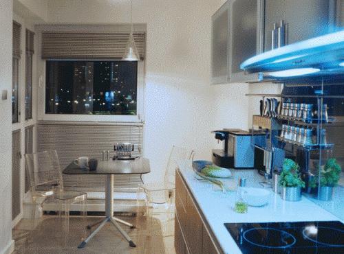 Кухни 10 кв. м. Фото 7