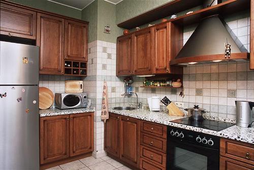 Кухни 8 кв. м. Фото 10