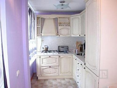 Кухни 8 кв. м. Фото 11
