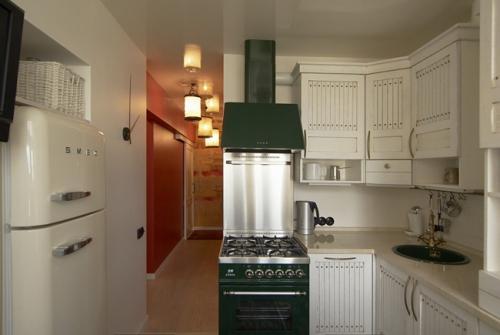 Кухни 8 кв. м. Фото 12