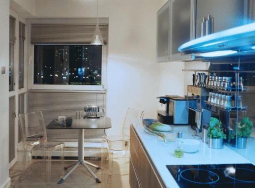 Кухни 8 кв. м. Фото 14