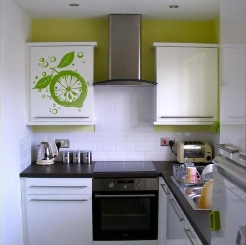 Кухни 8 кв. м. Фото 15