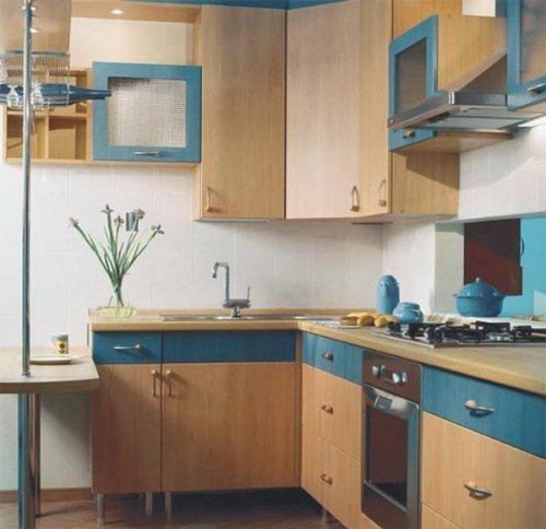 Кухни 8 кв. м. Фото 7