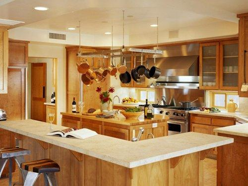 Кухня 14 кв. м. Фото 12