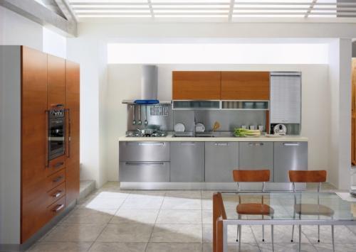 Кухня 14 кв. м. Фото 8