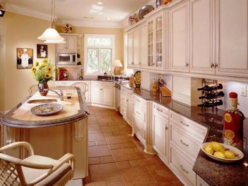 Кухня 15 кв. м. Фото 11