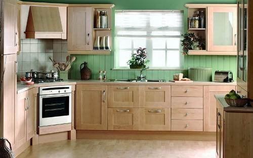 Кухня 15 кв. м. Фото 14