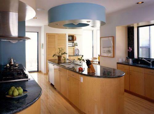 Кухня 15 кв. м. Фото 4