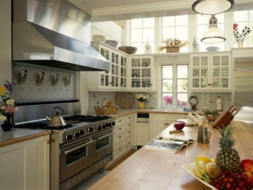Кухня 15 кв. м. Фото 6