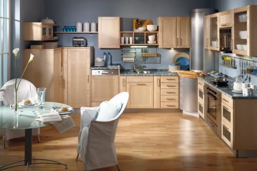Кухня 15 кв. м. Фото 7