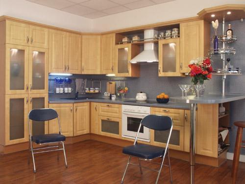 Кухня 15 кв. м. Фото 8