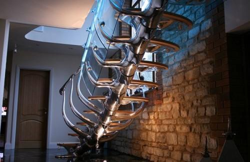 Лестница на мансарду. Фото 12