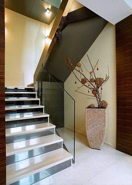 Лестница на мансарду. Фото 14