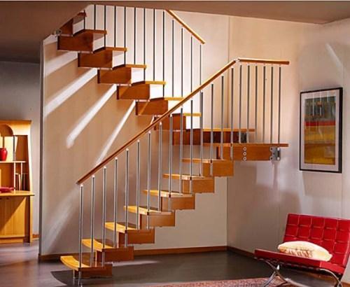 Лестница на мансарду. Фото 16