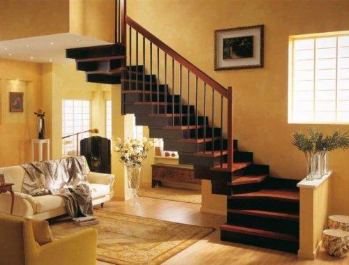 Лестница на мансарду. Фото 18