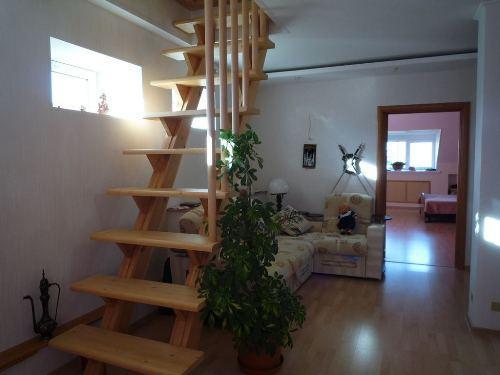 Лестница на мансарду. Фото 4