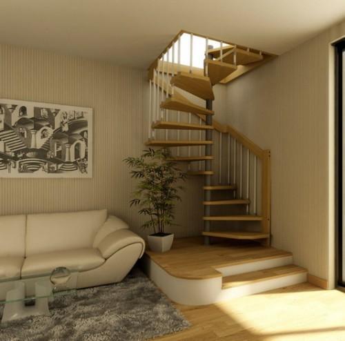 Лестница на мансарду. Фото 6