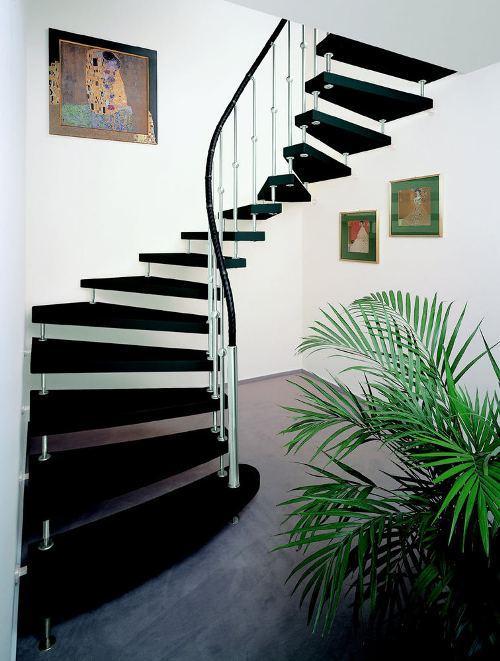 Лестница на мансарду. Фото 7
