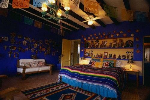 Мексиканский стиль в интерьере. Фото 3