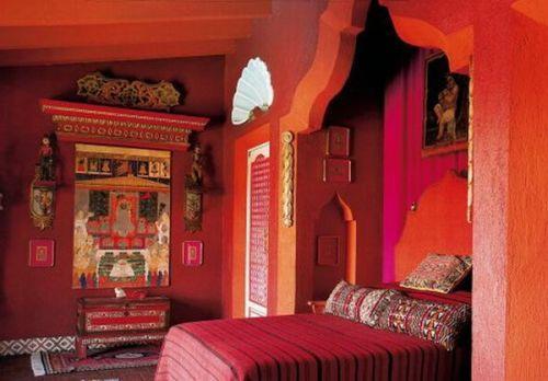Мексиканский стиль в интерьере. Фото 7