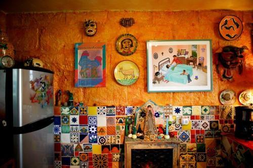 Мексиканский стиль в интерьере. Фото 9