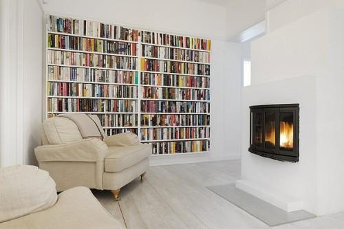 Минимализм в интерьере квартир. Фото 10