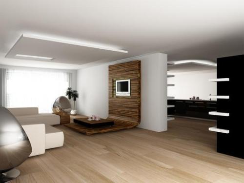 Минимализм в интерьере квартир. Фото 6
