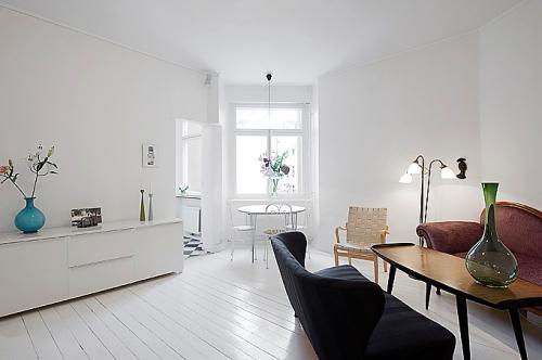 Минимализм в интерьере квартир. Фото 7
