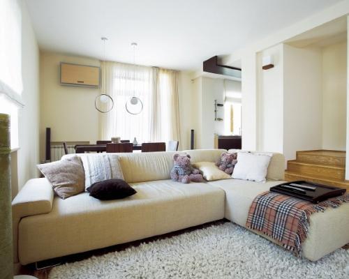 Минимализм в интерьере квартир. Фото 9