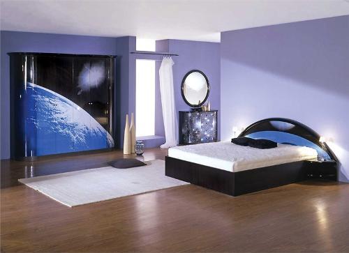Освещение спальни. Фото 13