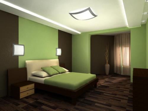 Освещение спальни. Фото 15