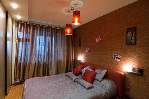 Освещение спальни. Фото 2