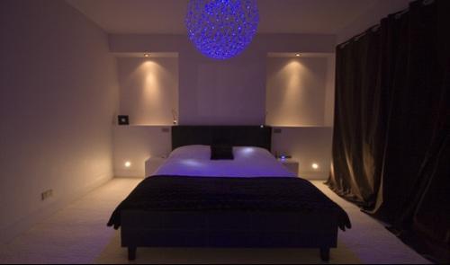 Освещение спальни. Фото 5