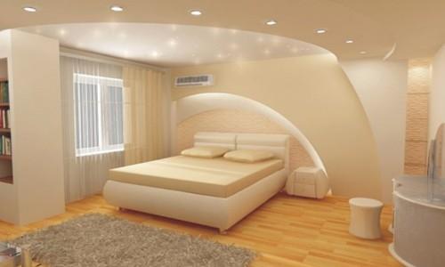 Освещение спальни. Фото 7