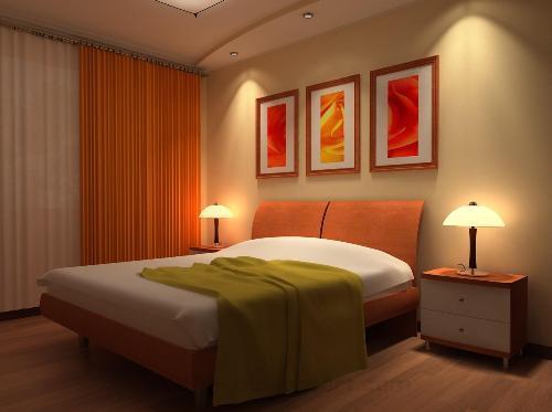 Освещение спальни. Фото 8